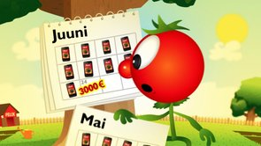 Felix ketchup – spring campaign